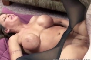 older doxy leeanna heart takes some dick in her