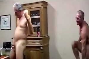 old men gone bad with 2 hot babes