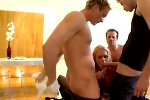 young group bitch gangbang - anal by tetris 666