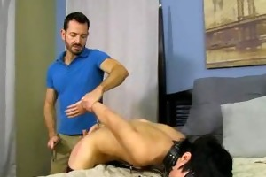 daddy needs three-some stress-relief