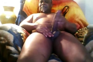 large daddy bbc jack off and hot story