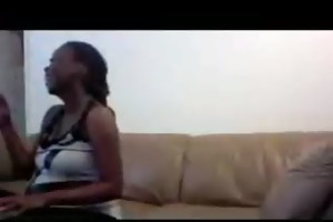 preggy hoodrat cheating on her baby dad part 2