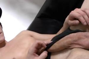 skater boy gets handjob - ejaculation