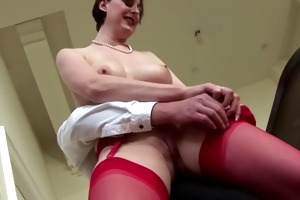 big titted euro sweetheart getting fingered then