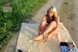 youthful german girl fuck in puplic
