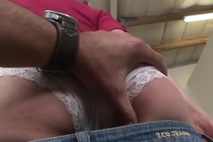 porn newbie baily nervous for her st time
