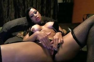 big lips mother i show off on livecam