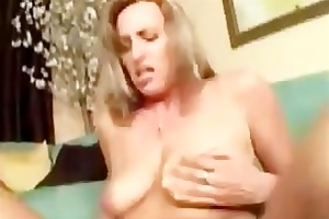 mother and stepdaughter share a hot guy and fuck