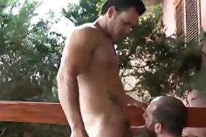 renato arcanjo and igor: bear dilfs anal under