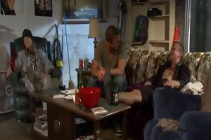 throbbing weenie in pussy