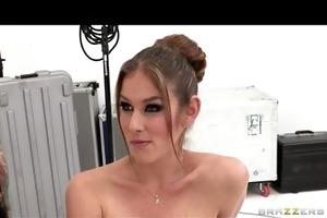 horny big-tit strap-on sluts fuck juvenile